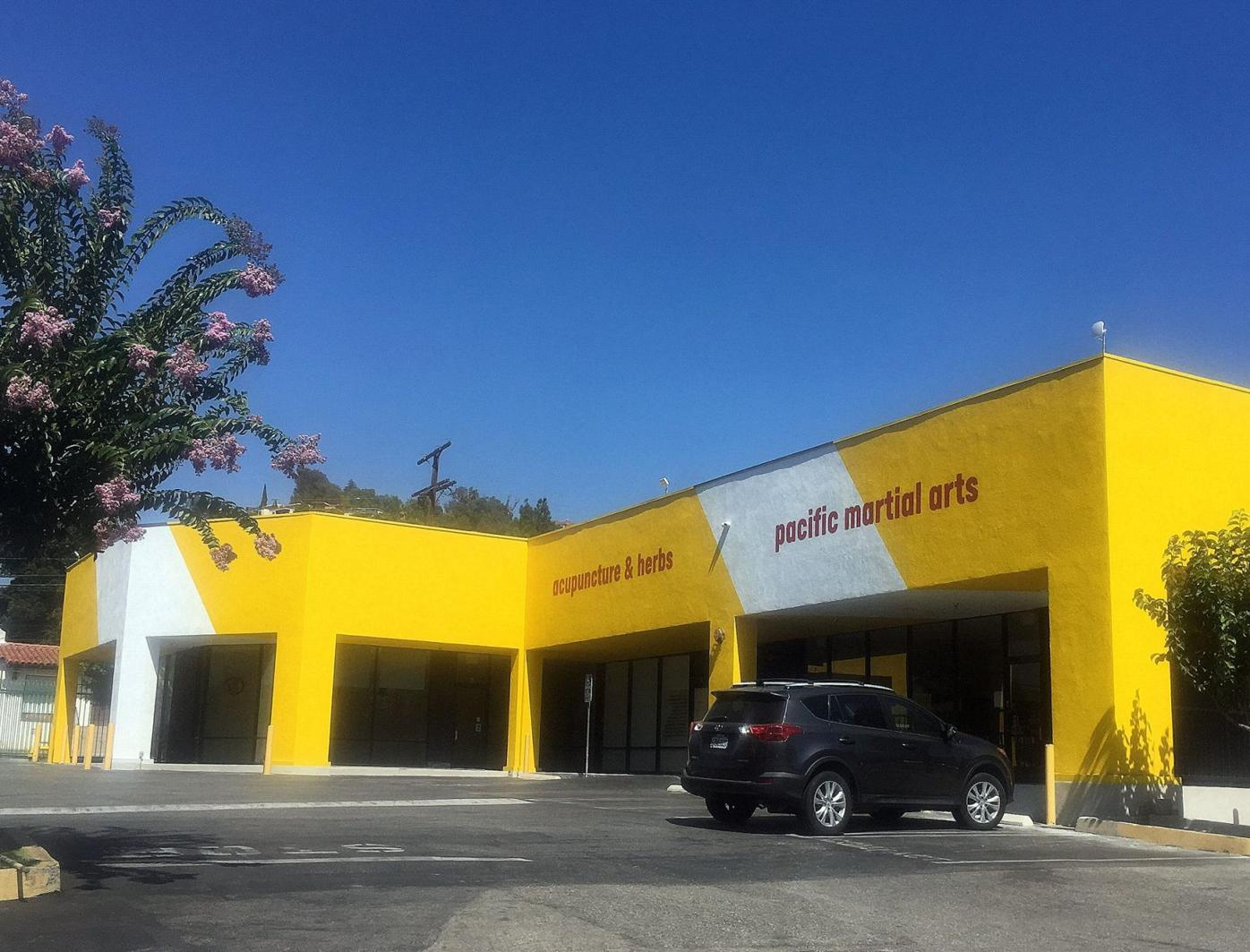 Glassell Park shopping gets ready for its glow up